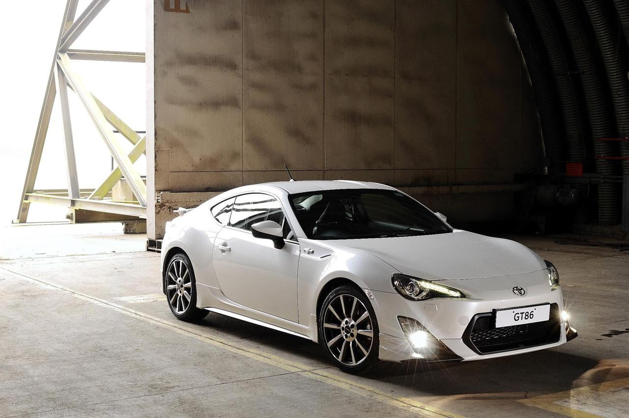 New Toyota Sports Car 2013 2013 Toyota Gt86 Trd