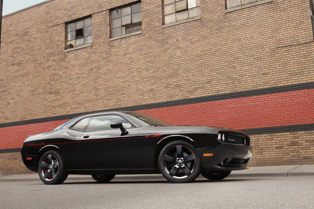 2013 Dodge Challenger Redline looking badass