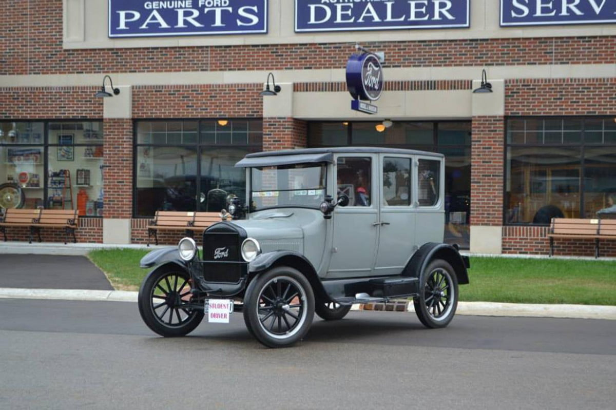 michigan museum offers ford model t driving lessons at gilmore car
