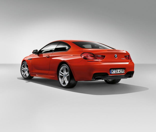 2014 BMW 6 Series Coupe M Sport Edition