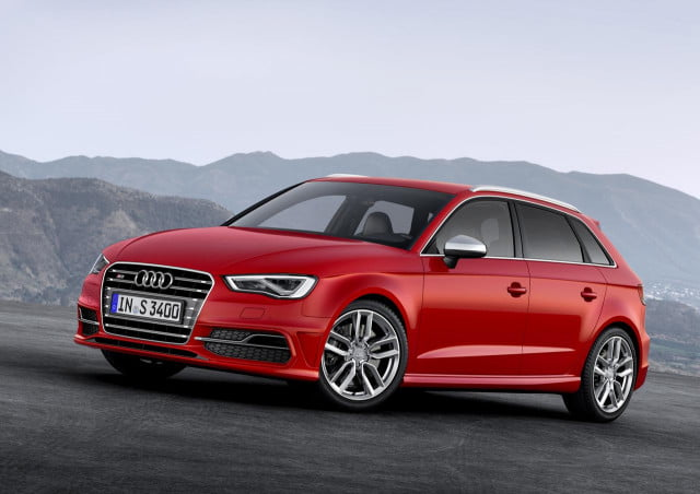 audi s sportback is the worlds first g lte production car world
