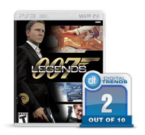 007-legends review