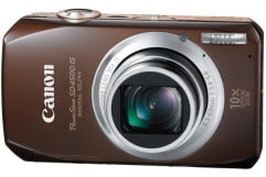 Canon PowerShot SD4500 Review