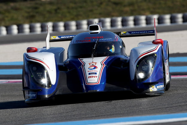 2013 Toyota TS030 front