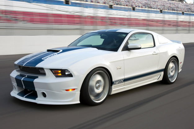 2011 Shelby GT 350