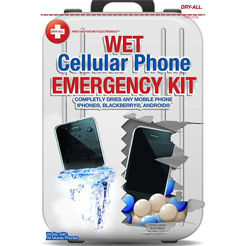 dry all first aid electronics kits