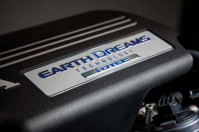 Honda Earth Dreams Diesel