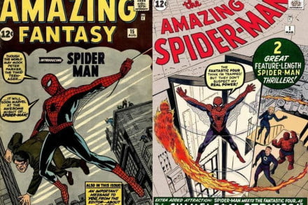 08 Spiderman 1962-63