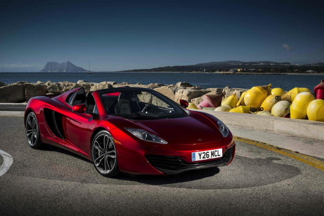 hardcore mclaren mp  c model will rival ferrari speciale