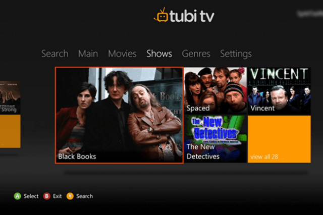 tubi tv and paramount pictures  classic movies free