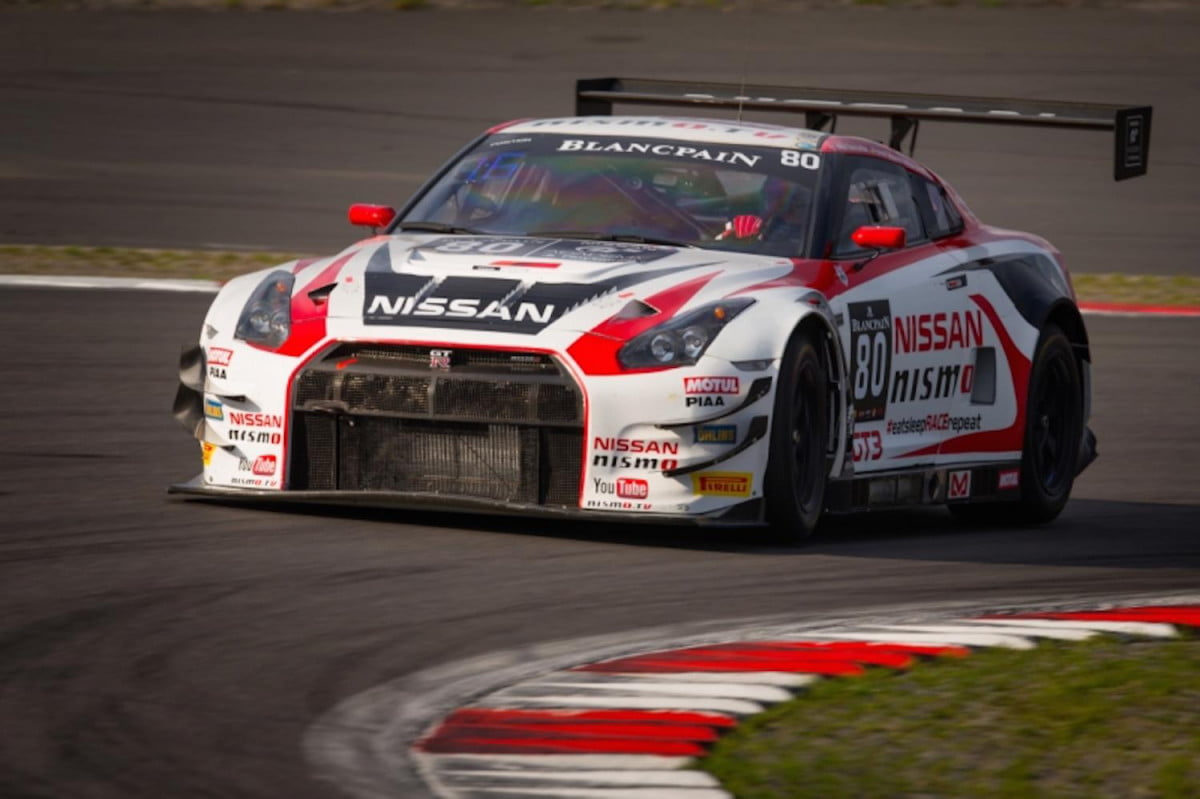 tragic accident leaves one spectator dead at the nurburgring nissan nismo gt r