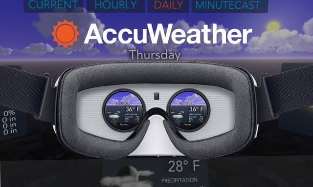 accuweather weather for life vr