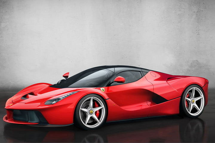 the top ten most expensive cars in world  million ferrari laferrari