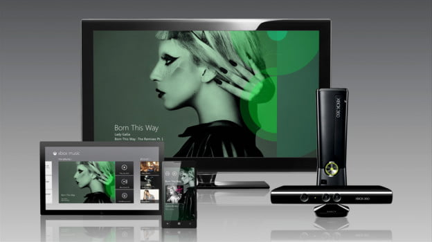 Xbox Music plans to take over everything