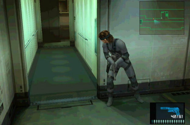 10 games we want turned into movies Metal Gear Solid