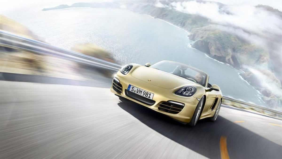 porsche reportedly offering detuned boxster in belgium