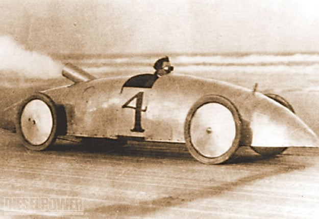 Stanley Steamer Daytona Beach record