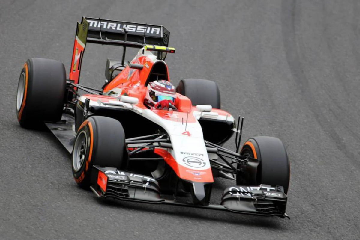 formula one hopes an independent engine supplier will help cut costs  marussia f