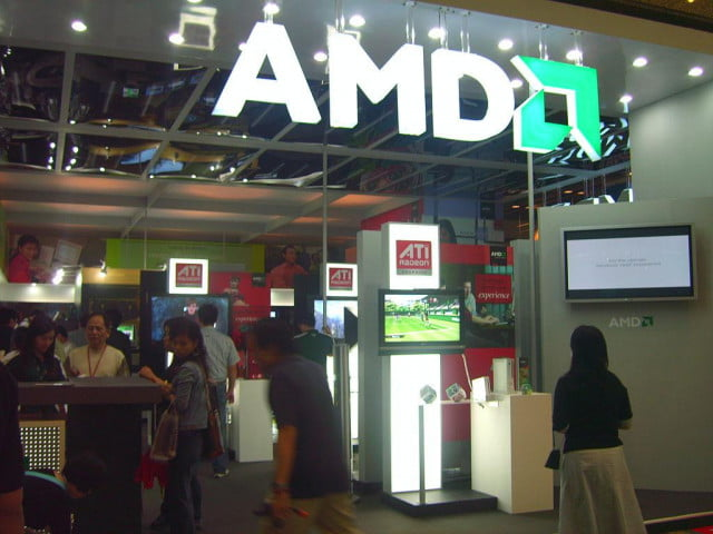 amd will wait until the second half of  to address new gpus px computex day ticc