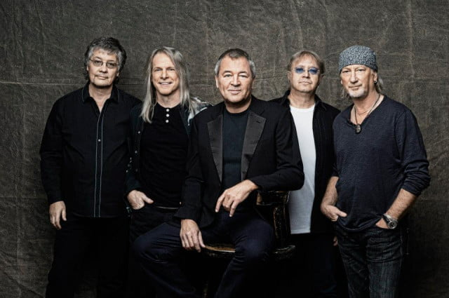 rock and roll hall of fame  inductees deep purple