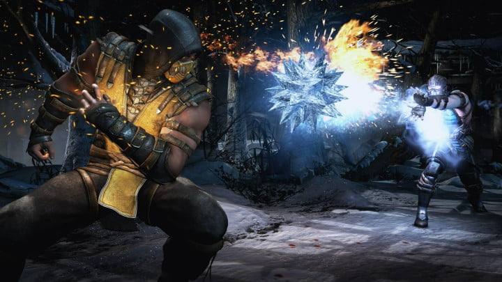 mortal kombat x hands on