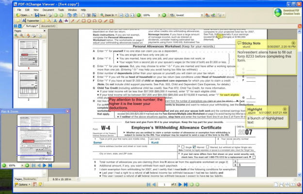 pdf xchange viewer download for mac