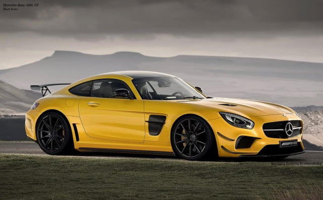 want mercedes amg gt check awesome black series rendering render