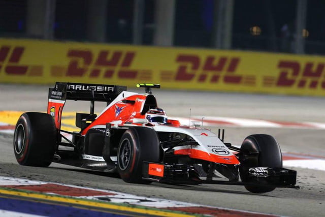marussia f  approved to race in time for australia gp car
