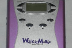 CyQ've Walkie Music MP3 Deluxe Review