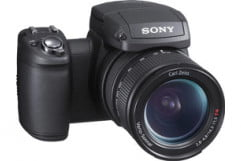 sony cyber shot dsc r  review