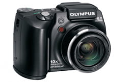 Olympus SP-500 Review