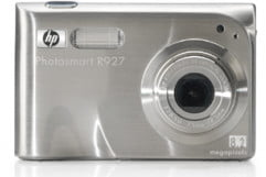 hp photosmart r  review