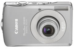 Canon PowerShot SD630 Review