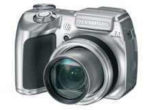 olympus sp  uz review