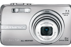 olympus stylus  review