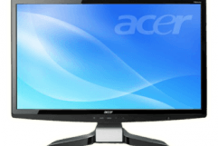 Acer P244W Review