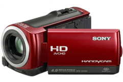 Sony HDR-CX100 Review