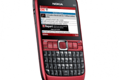 nokia e  review