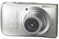 Canon PowerShot SD970 IS Review