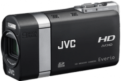 JVC Everio X GZ-X900 Review