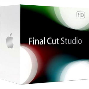 Apple Final Cut Studio 7