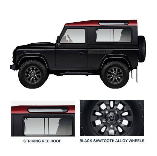 Land Rover Announces Limited-edition Defender Africa