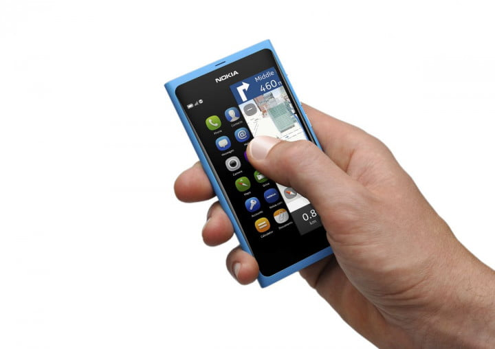 nokia debuts n  the first and last meego phone