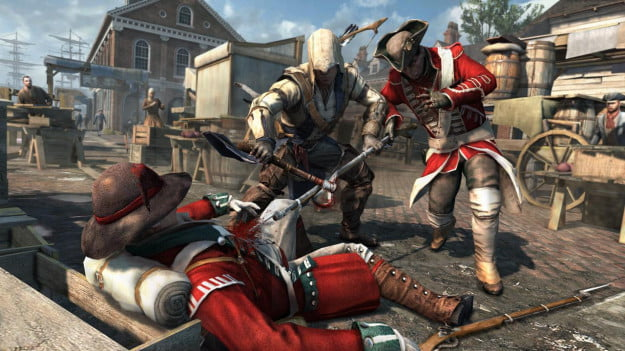 Ubisoft's Assassin's Creed 3