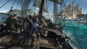 Assassin's Creed 3 Naval Encounter