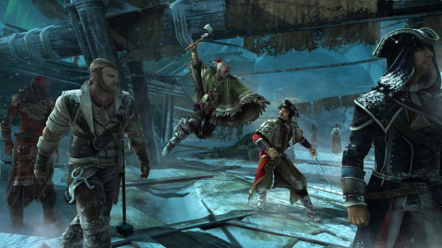 Assassin's Creed 3 Domination