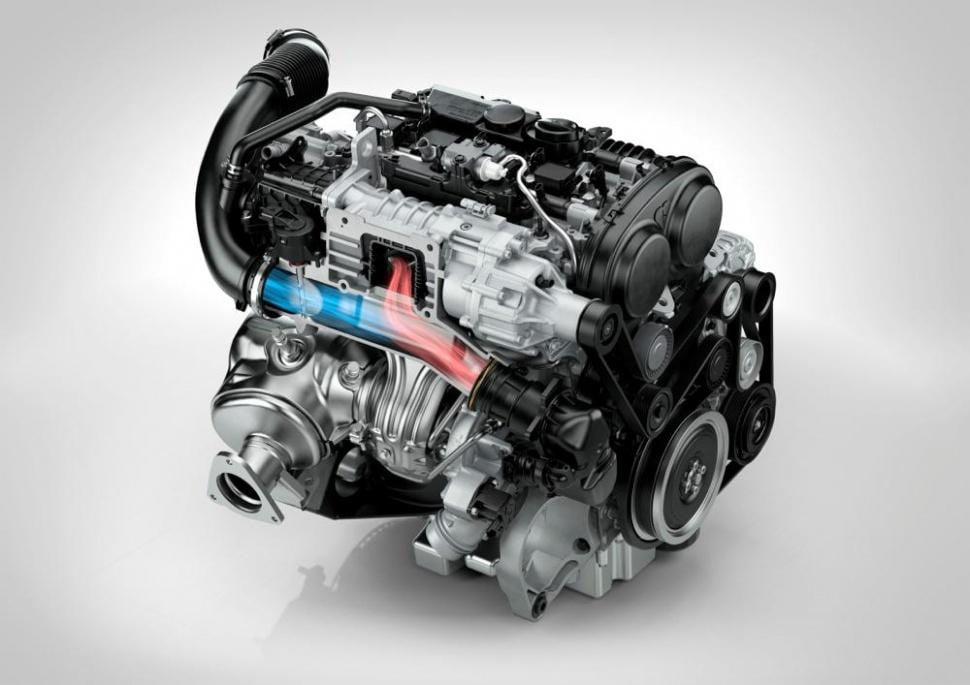volvo adds three cylinder drive e engine family  x