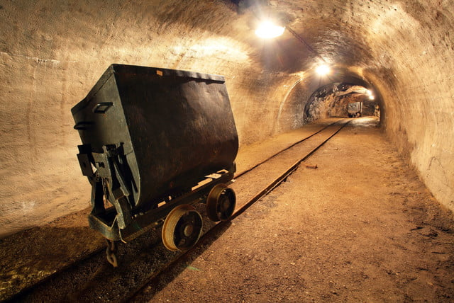 coal mine becomes renewable energy source  l