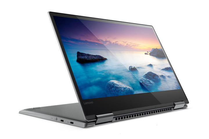 yoga  first take mwc inch lenovo for multimedia irongrey