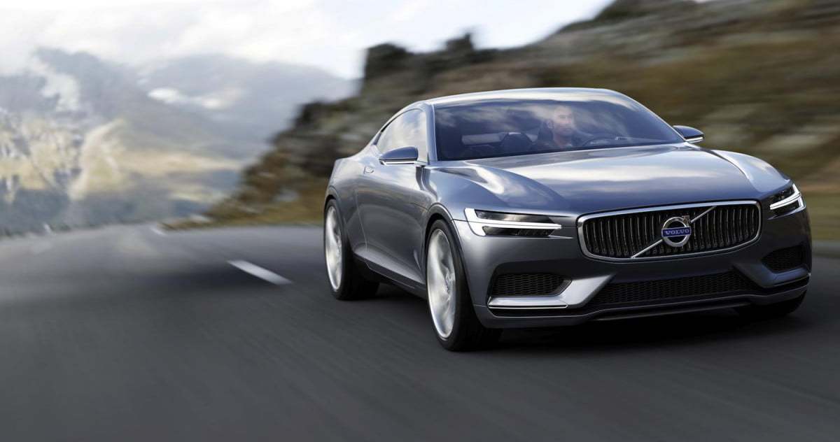 the volvo coupe concept vaporizes your memories of boxy mom cars recalls p